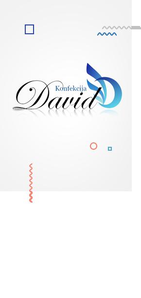 Konfekcija David Svrljig